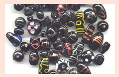 Mixed Plastic Beads
